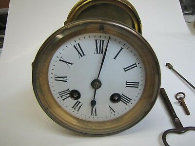 An Original 19th Century NEW French Striking Clock Movement