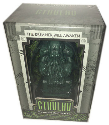 CTHULHU Ancient One Tribute Box  H.P. Lovecraft