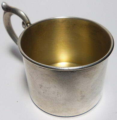 Vintage Gorham Sterling Silver Baby Cup #1672 NO ENGRAVING 30.4g