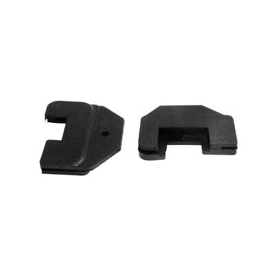 61 - 64 Impala Convertible Quarter Window Stopper - Pair