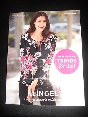 Klingel Katalog Lookbook Herbst Winter 2018 Catalog