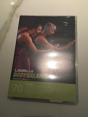 Les Mills Body Balance 70 Instructor Kit - DVD and CD