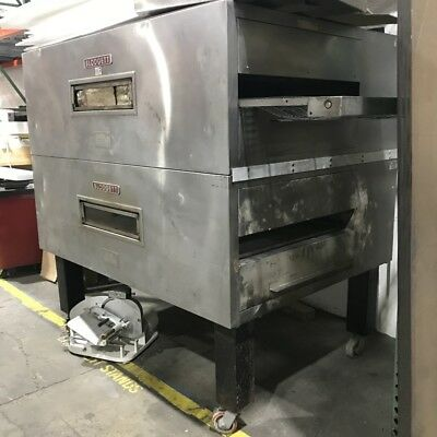 Blodgett MG-32 Double Stack Conveyor Ovens