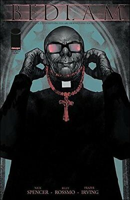 BEDLAM #6 CREEPY PRIEST NICK SPENCER RILEY ROSSMO Image NM 1st PRINT