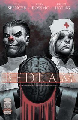 BEDLAM #2 - IMAGE RILEY ROSSMO NICK SPENCER Image NM 1st PRINT