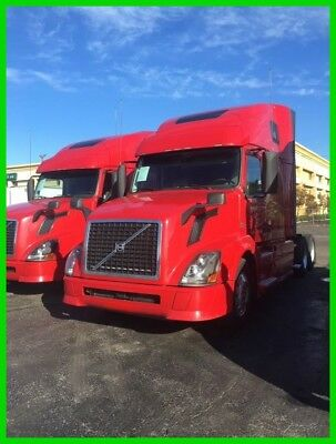 2015 Volvo VNL670 Used
