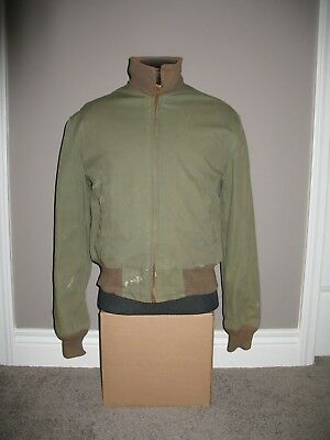 US WWII, Korean War,  Private Purchase Tankers Jacket   --Great Shape--