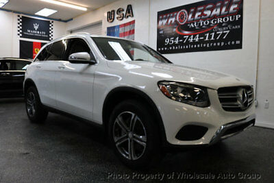Mercedes-Benz GLC RWD 4dr GLC 300 BEST COLOR . BEST COLOR FACTORY WARRANTY. CARFAX CERTIFIED. CALL 954-744-1177