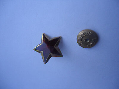 Pin JNA Roter Stern Red Star Militaria  Army Armee Orden Abzeichen Ikom Zagreb