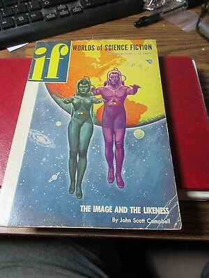 November, 1952 If Worlds of Science Fiction