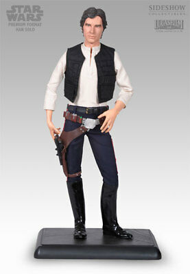 Sideshow - Han Solo Premium Format Figure - Briefly Displayed 901/2500