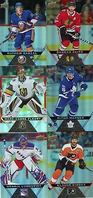 2018-2019 Tim Hortons Hockey Base Set - You Pick! UPDATED! NOW OVER 200 CARDS!
