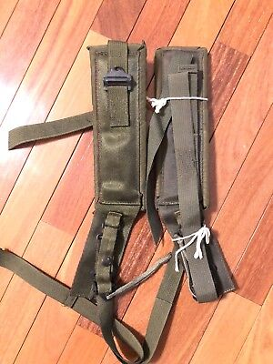 post-Vietnam US Army ALICE LC-1 Combat Pack Shoulder Straps Complete NEW