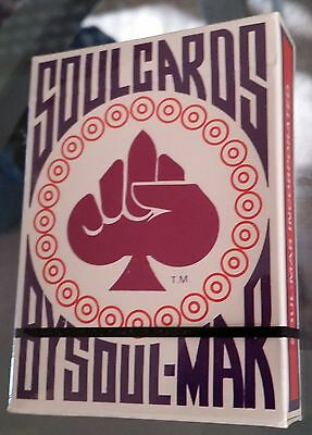 Soul Cards By Soul-Mar Playing Cards - Ethnic - Lot Of 2 Decks