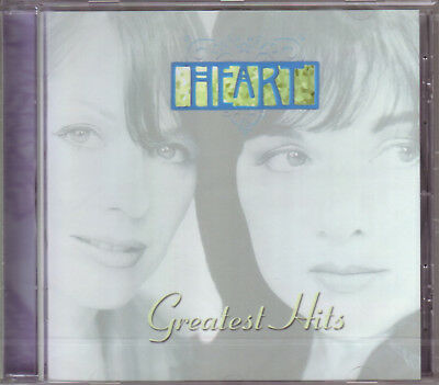 CD (NEU!) . Best of HEART 1986 -1995 (Alone These Dreams What about Love mkmbh