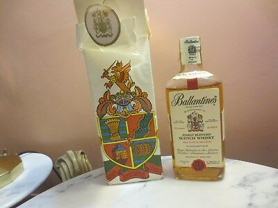 Ballantine's Blended Scotch Whisky 1950s.