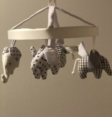 Pottery Barn Flying Elephant Crib Mobile On sale At PB For $49