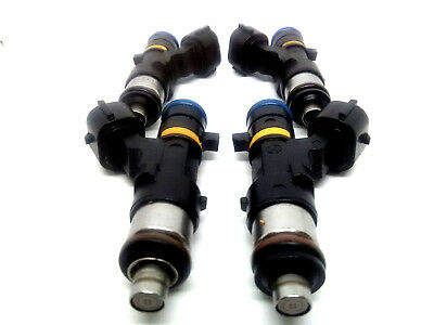 6pc OEM Bosch Fuel Injector 0280158042 for Nissan Murano 350Z V6 3.5L 16600CD700