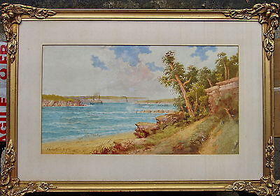 Gladstone Eyre Watercolour Framed  painting
