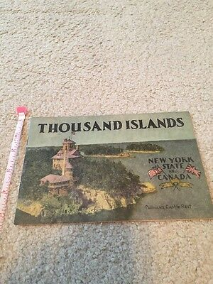 Thousand Island Guide Book - Vintage (New York State/Canda)