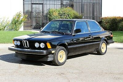 1982 BMW 3-Series 320 IS (E21), California Original, (310)259-5383 California Original, 1982 BMW 320 IS (E21), 100% Rust Free, Runs A+