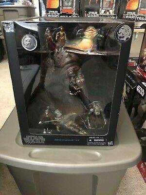 Star Wars Black Series Jabba's Rancor Pit Brand New Never Opened