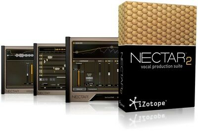 Izotope Nectar 2 Production Suite Vocal Audio Plugin