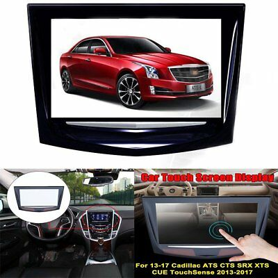 TouchSense Touch Screen Display Replace For Cadillac SRX ATS XTS CTS CUE 13-17