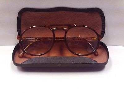 Vintage/Retro 1970s/80s Dunhill 6114 Aviator Spectacles/Glasses Gents/Ladies