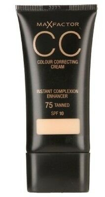 MAX FACTOR CC CREAM with SPF 10 30mL x1 (different colours available)