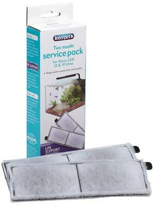 Interpet Two Month Service Pack For Nano Led Aquariums