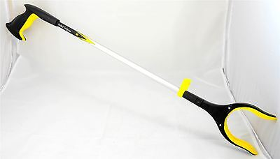 32'' Arthri Grip Pro Deluxe Handy Reacher Litter Picker with Rotating Grabber
