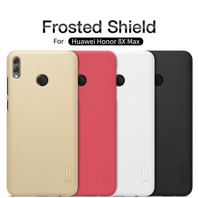 Original Nillkin Slim Matte Hard Back Cover Case Shield For Huawei Honor 8X /Max