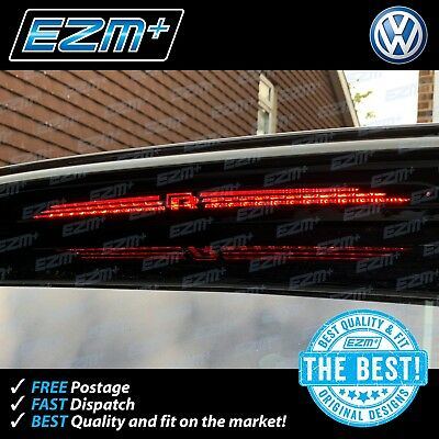 EZM VW Golf 7 MK7.5 Facelift R Middle High Level Brake Light Logo Vinyl Sticker