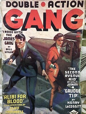 Double Action Gang Pulp