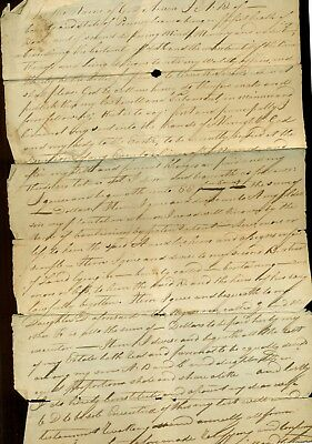 1820 Pennsylvania Last Will and Testament