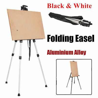 Aluminium Alloy Display boards Tripod Easel Stand Drawing Artist Sketch Painting