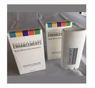 Rodan And Fields Body Micro-dermabrasion Bar. Set Of Two.