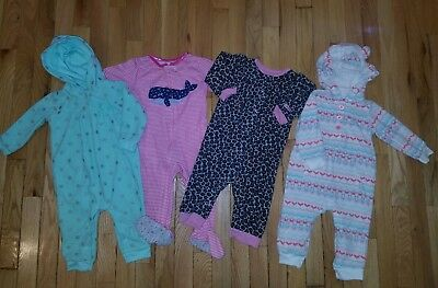Baby Girl Clothes Toddler Clothes Size 12 Months Fall Winter Outfits 4 Total