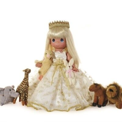 Precious Moments 12 Inch Doll, A Small Child Shall Lead Them, New w/PM Box, 6606