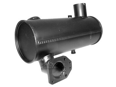 Exhaust Silencer Fits Massey Ferguson 390 390T 398 Tractors.