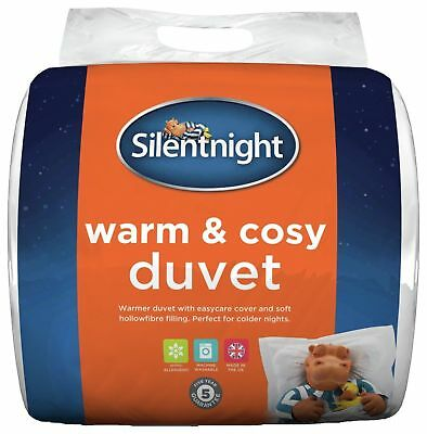 Silentnight Warm And Cosy Double 13.5 Tog Duvet