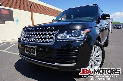 2014 Land Rover Range Rover Range Rover HSE Supercharged SC Full Size 4WD SUV 14 Range Rover Full Size HSE Supercharged V6 4x4 like 2012 2013 2015 2016 Sport