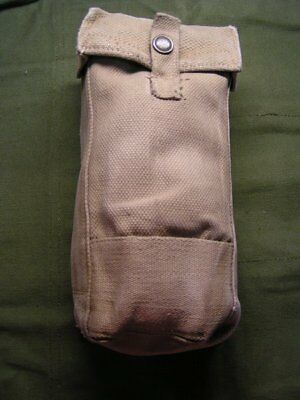 British WWII Canvas Ammo Pouch