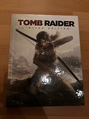Tomb Raider  (2013) - Collector's Edition Strategy Guide - Hardcover Book