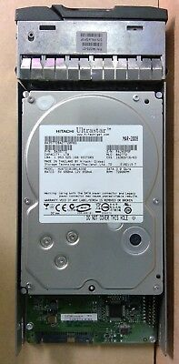 hdd Hard Disk 1TB SATA 3.5in removable from Dell Equalogic 4000 series SAS caddy