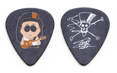 Velvet Revolver Slash South Park Signature Guitar Pick 2007 Libertad Tour GNR