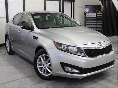 Optima LX 2013 Kia Optima LX 48,989 Miles Satin Metal Metallic 4dr Car 4 Cylinder Engine 2