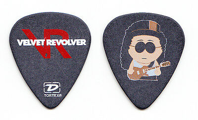 Velvet Revolver Slash South Park Signature Guitar Pick - 2006 Tour GNR