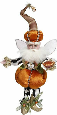 "Mark Roberts 2018 Thanksgiving Pumpkin Spice Fairy Small 10"" 51-85760  NEW"